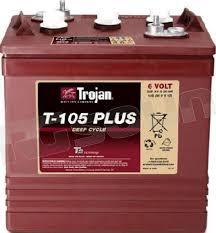Batteria Trojan T105+