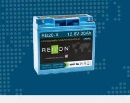 BATTERIA RELION LITIO RB20-X