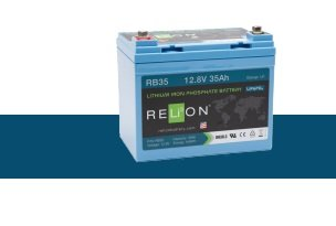 BATTERIA RELION LITIO RB35