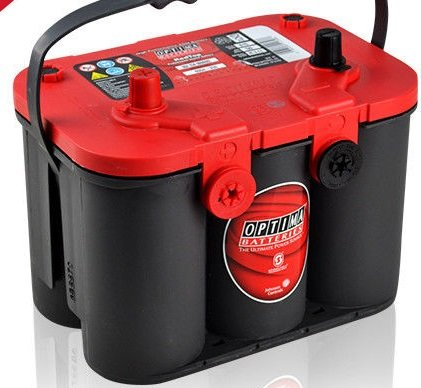 Batteria Optima Red Top RT U 4.2