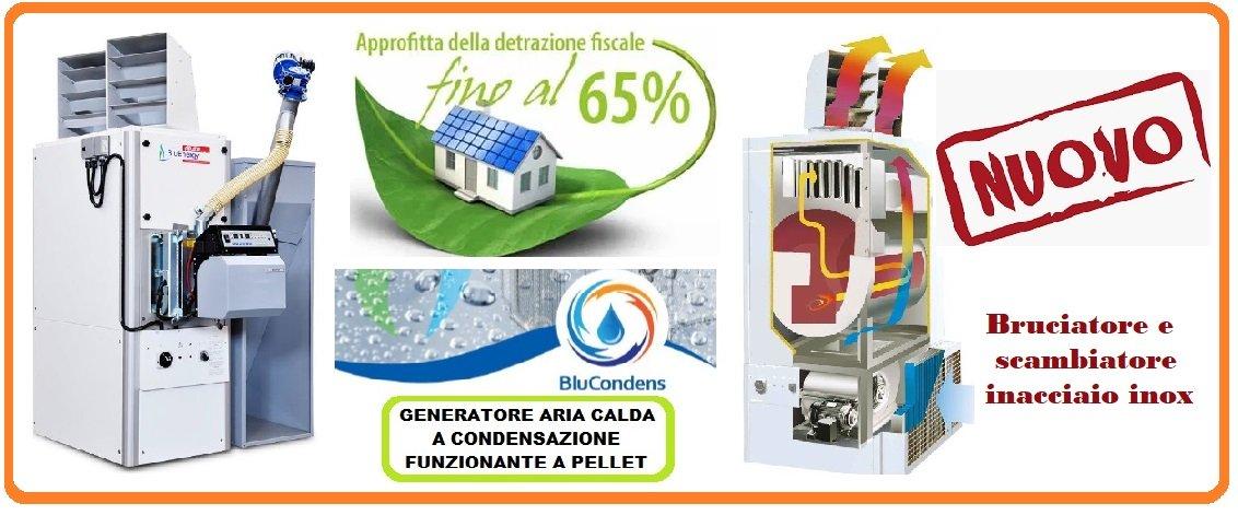 Risparmiare con un generatore di aria calda