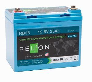 BATTERIA RELION 12 VOLT RB35