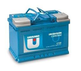 Batteria Uranio Iridium Chrome C450