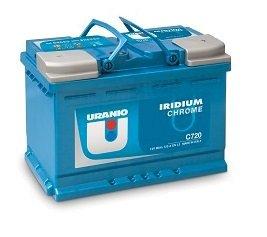 Batteria Uranio Iridium Chrome C510