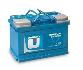 Batteria Uranio Iridium Chrome C680