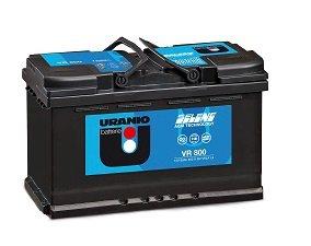 Batteria Uranio Selene VR760