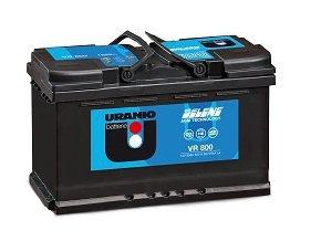 Batteria Uranio Selene VR800