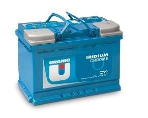 Batteria Uranio Iridium Chrome C720